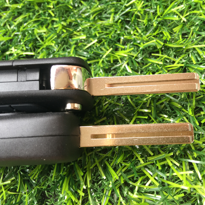 Image 5 - 10pcs 3 Button Remote Key shell Fob For Hyundai Avante I30 IX35 For Kia K2 K5 Sorento Sportage Folding Car Key blank cover case-in Car Key from Automobiles & Motorcycles