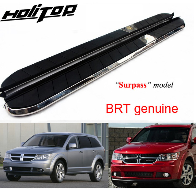 Hot For Dodge Jcuv Journey Fiat Freemont Running Board Side Step Nerf Barfrom Brt