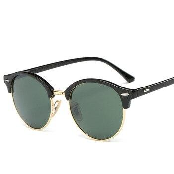 DCM Hot Sunglasses Women Popular Brand Designer Retro Men Summer Style Sun Glasses 10