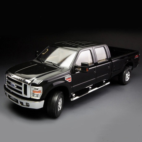 Assembled car model MENG CS-001 1/24 Ford heavy pickup F-350 Super Duty super meng yee 500g 5