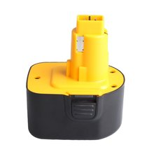 GTF 2000mAh 12V Ni-CD Battery Deerwater Parra Deer for Dewalt 152250-27 397745 DC9071 DE9037 DE9071 DE9074 DE9075 DE9501 DW9071