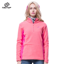 Dropshipping spring ladies jacket fleece Outdoor sport coat jacket windproof hiking fishing camping autumn jacket women