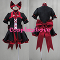 New Custom Made Japanese Anime Gate Thus the JSDF Fought There Rory Mercury Cosplay Costume CosplayLove High Quality