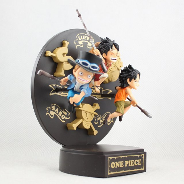 2015 Promotion Dragon Ball Wolf Anime Wholesale One Piece Ace Rewards The Three For Brothers Wang Lufei Saab Childhood Doll Toys туфли samsung wins the ball 86a8032 2015