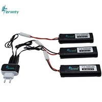 7Pcs/Sets 7.2v Battery 3500mAh 15c with Tamiya Discharge Connector SC*6 Cells 7.2v Ni MH Battery Pack for RC Racing Cars Boats