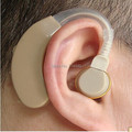 Behind Ear Hearing Aid Wireless Hearing Aids High Power Adjustable Kit Sound Amplifier Ear Sound Aid Tools Care Accessories