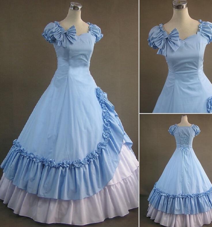 ღ Ƹ̵̡Ӝ̵̨̄Ʒ ღSleeveless Gothic VictorianLolita Dress Ball Gown ...