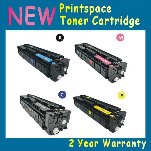 ФОТО 4x NON-OEM Toner Cartridge Compatible With HP 201 201A Color Laserjet Pro MFP M277 M277N M277DW M274N M252 CF400A-CF403A