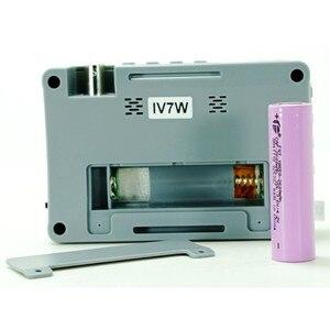 Image 5 - ポータブル4で1 ahd cvi tvi cvbsカメラテスターIV7W 4.3インチ液晶5mp cctvテスターモニターサポートptzコントローラutpケーブルテスト