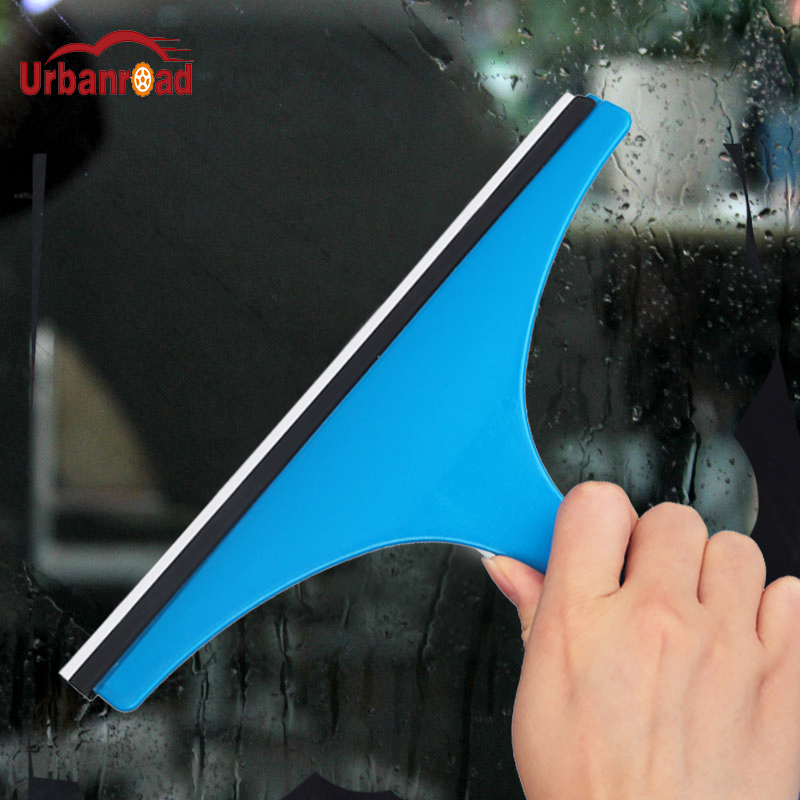 Urbanroad Silicone Car Window Cleaner Glass Shower Squeegee Auto Mirror Wiper Bathroom Water Scraper Blade Window Cleaner Glass