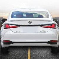 AITWATT Auto ABS Plastic Unpainted Color Rear Trunk Wing Lip Spoiler Car Accessories Fit For Lexus ES200 ES260 Spoiler 2018 2019