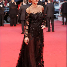 TPSAADE Red Carpet Dresses Celebrity Dresses