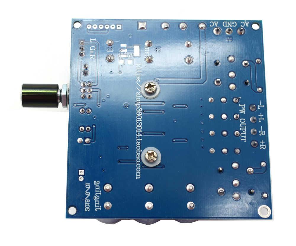 TDA8954TH Digital Audio Amplifier Dual Channel Kelas D 210 W + 210 W Daya Tinggi Digital Power Amplifier Papan 12 -24 V A7-012
