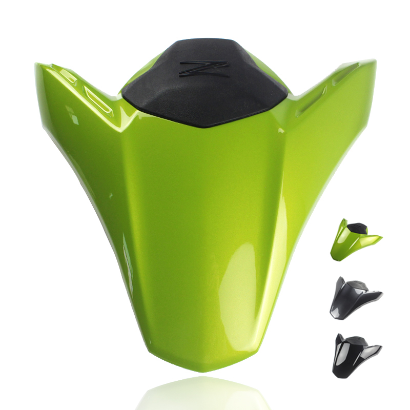 For Kawasaki Z900 Motorcycle Rear Pillion Seat Cowl Passenger Cover Tail Section Fairing Cowl Back Cover