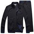 Красивый мужская одежда толстовка установить моды комфортно нежный верхняя одежда бесплатная доставка