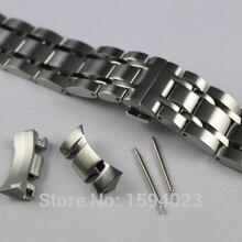23 мм T035617 T035439A новые части часов мужской браслет из нержавеющей стали ремешок для часов T035