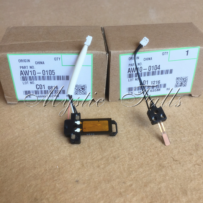 1 Set Genuine AW10 0104 AW100104 For Ricoh Aficio MPC2000 MPC2500 MPC3000 MPC2800 MPC3300 Fuser Thermistor
