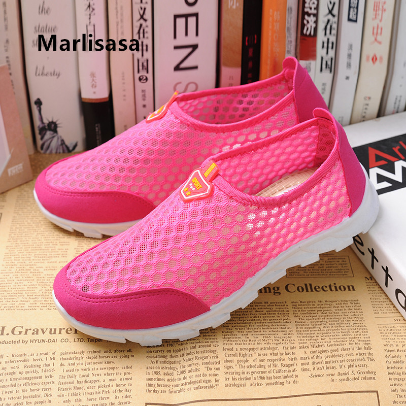 Women Classic High Quality Light Weight Breathable Flat Shoes Lady Anti Skid Comfortable Shoes Cool Blue Summer Shoes G5222c