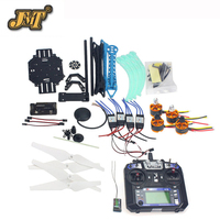 JMT RC Drone Quadrocopter 4 Axis Aircraft Kit 500mm Multi Rotor Frame 6M GPS APM2 8