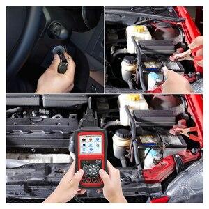 Image 5 - Autel הקישור האוטומטי AL539B OBD2 קוד קורא OBDII יכול סורק אוטומטי אבחון כלי מעגל וסוללה מבחן רכב חשמל בודק