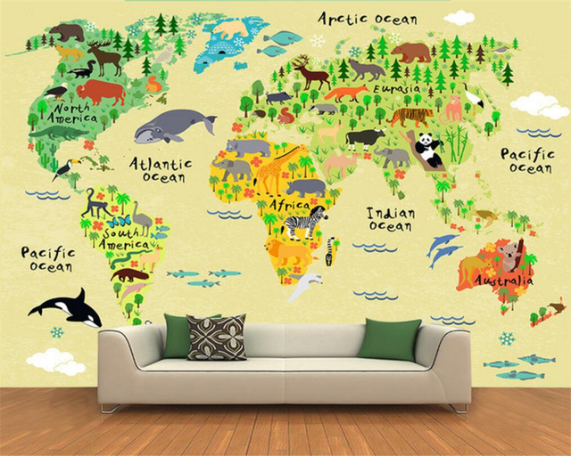 Travel The World Wallpaper