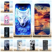For Samsung A3 2015 Case Silicone Cover For Samsung Galaxy A3 Case Protective Bumper For Samsung A3 2015 SM-A300F Phone Cases protective silicone case for samsung n7100 translucent purple