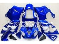 Для Yamaha 00 01 YZFR1 YZF R1 YZF R1 мотоциклов обтекателя Кузов Kit ABS Пластик инъекций 2000 2001 синий