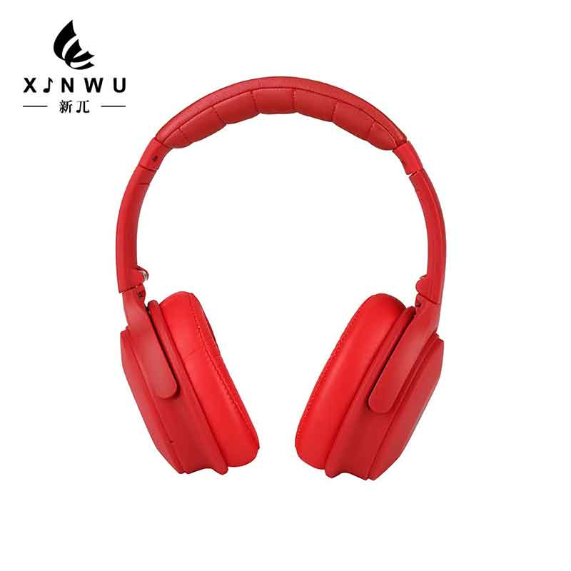 841cb09bfe2 Shanghai XINWU Wireless professional active noise cancelling headband  headphone-in Bluetooth Earphones & Headphones from Consumer Electronics on  ...
