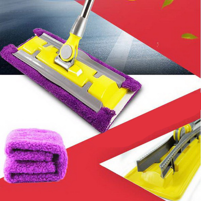 341206/Household /flat mop/ plus crude plus Thick stainless steel - Household Merchandises - Photo 3