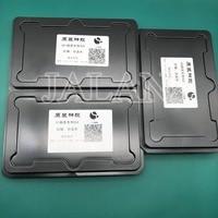 profession edge OCA sticker for samsung s7 edge S8 S8 plus 150um no bubble back edge oca film for mobile phone repair
