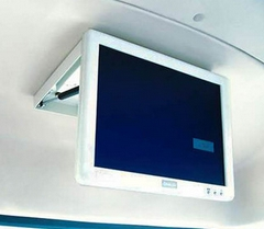 17 19 22inch Bus Train Plane Advertising 3g 4g Wifi Television Lcd Tft Cctv Monitor With HD LCD/LED Display For Advertisement