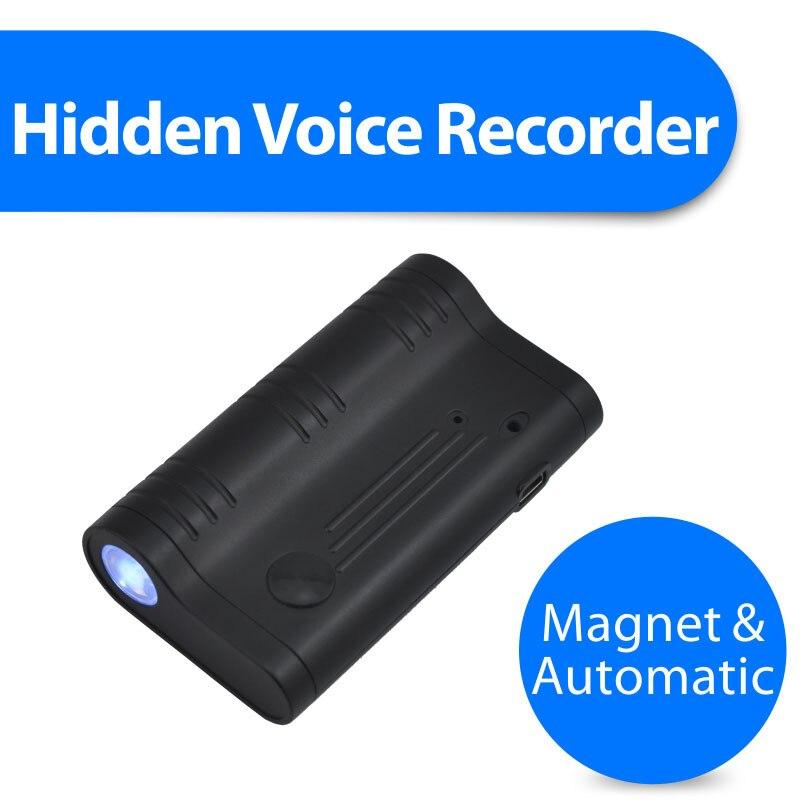 5-metrski digitalni snemalnik zvoka Majhna LED-lučka za snemanje - Prenosni avdio in video - Fotografija 6