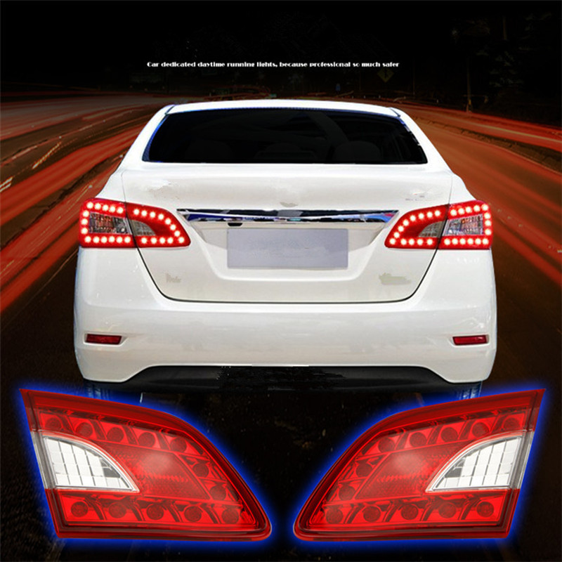 nissan sentra tail light cover