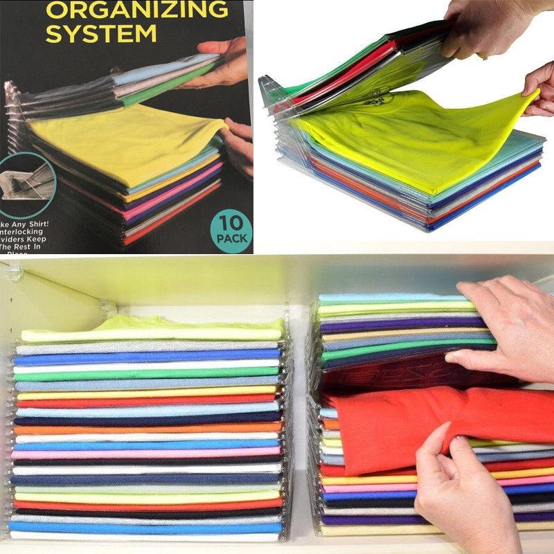 10 Clothes Organizer System Closet Drawer Desk File Cabinet