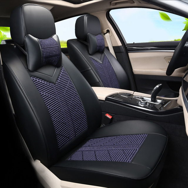 buy seat covers cars seats cover for land rover discovery sport 2015 2016 car. Black Bedroom Furniture Sets. Home Design Ideas