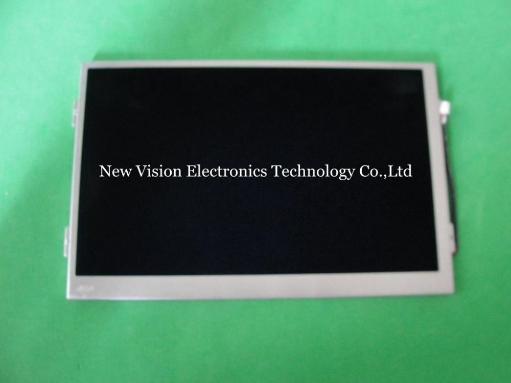 RGB C080VVN02.1 C080VVN02 Original 8 inch 800 x480 LCD Display Screen Panel