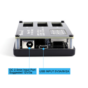 Image 5 - Tello Batterij Quick Opladen Hub 3in1 Multi Intelligente Vlucht Batterij Charger Hub Voor DJI Tello Drone Batterijen