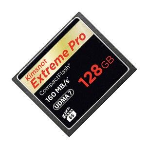 Image 3 - Kimsnot ekstremalny profesjonalista karta pamięci kompaktowa karta pamięci 32GB 64GB 128GB 256GB karta cf Compactflash wysoka prędkość 160 mb/s 1067x UDMA 7