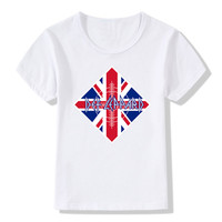 2017 Kids UK Heavy Metal Rock Band Def T Shirt Children Girls Boys Short Sleeve White