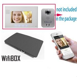Image 2 - אלחוטי WiFi IP תיבת עבור וידאו Doorphone פעמון אינטרקום בניין מערכת בקרת 3G 4G אנדרואיד iPhone ipad APP על טלפון חכם