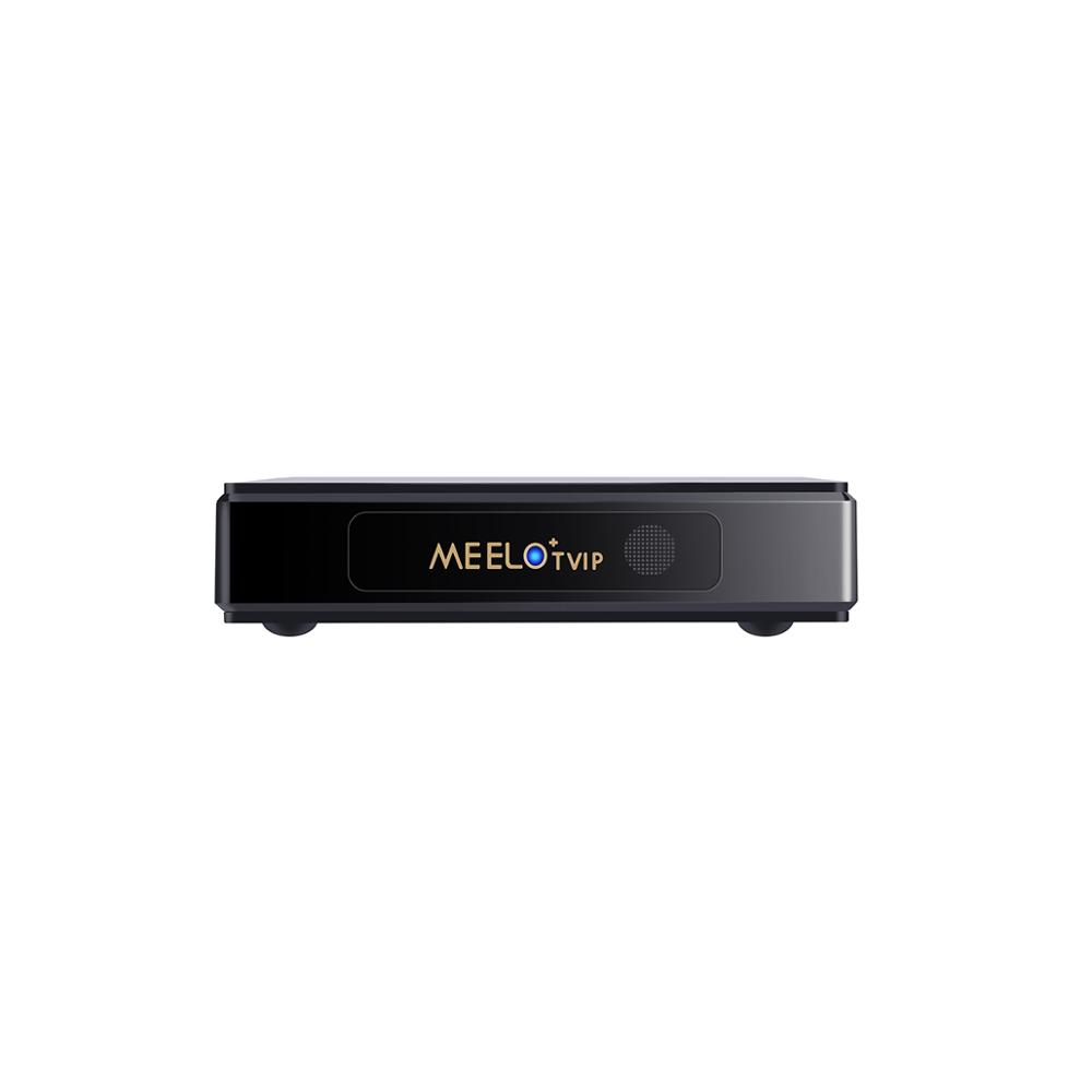2019 Newest MEELO+TVIP Amlogic S805 Quad Core Linux Smart TV Box Support H.265 Stalker wifi 2.4G smart media player