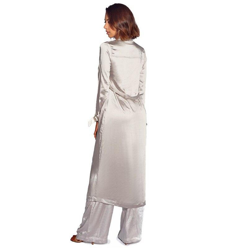 Spaghetti Courroie Manteau Sexy Mode Long De Dame Des Ceintures Pantalon Courte Pièces cou Ensembles Nouvelles 2019 V Femmes Costumes Avec Color Gosexy Trois Picture 1wx7vnqZ