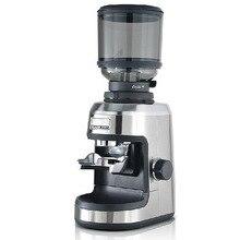Кофе машины Кофе Maker ZD-17 Мясорубки электрические количественные эспрессо Кофе мясорубки бытовой коммерческих