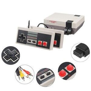 Image 5 - ミニテレビビデオゲームコンソール 8 ビットレトロゲーム内蔵 620 ゲームプレーヤーゲーム子供少年 consola #35