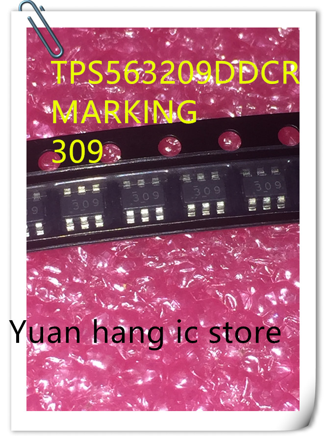 5PCS/LOT TPS563209DDCR TPS563209 MARKING 309 SOT23-6 IC