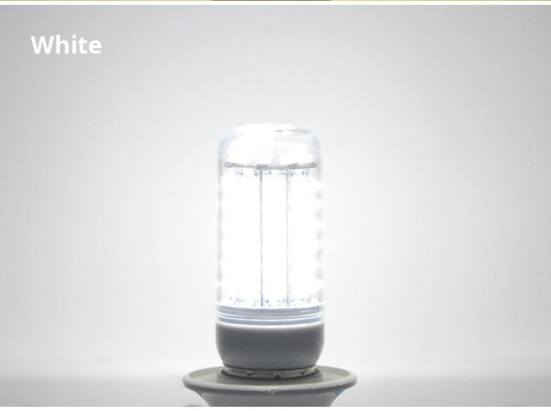 Полностью светодиодный светильник E27 E14, 7 Вт, 12 Вт, 15 Вт, 18 Вт, 20 Вт, 25 Вт, SMD 5730, кукурузная лампа, 220 В, люстра, светодиодный светильник s, светильник в виде свечи, точечный светильник