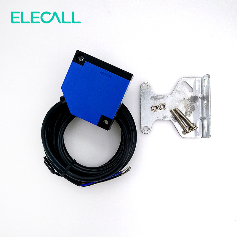 AC90-250V Photoelectric Sensor Diffuse Photoelectric Switch Relay Output Infrared Sensor 30cm ELE50S-A30JB7 e3f ds10y1 ac 90 250v 300ma no infrared ray photoelectric sensor switch 10cm