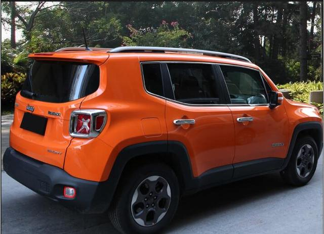 Jeep Renegade Roof >> Jioyng Aluminum Alloy Car Roof Rack Baggage Luggage Bar For Jeep