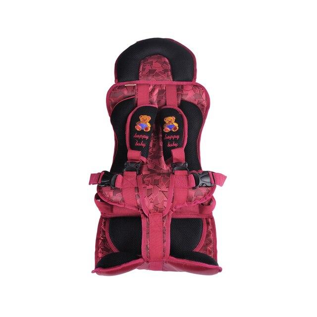 Ракета-носитель для детей cadeirinhas para карро Портативный Baby/Ребенок Защиты Безопасности Детей Автомобиля Подушки Сиденья Мути-Функции