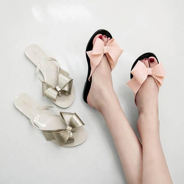 546a5600ae7 Online Shop BEYARNE Fashion woman jelly beach sandals lady flip ...